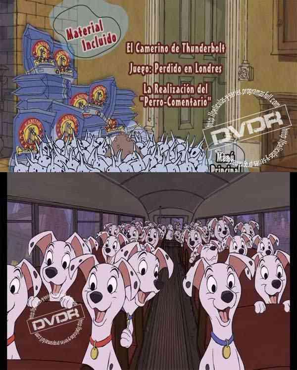 """""""101 Dalmatas 2 dvd latino"""""""