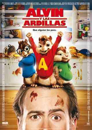 Alvin-y-las Ardillas