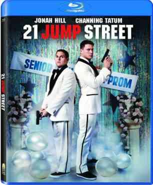 """""""21 Jump Street 2012 Blu-Ray"""""""