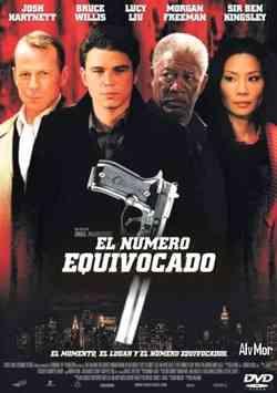 7 El número equivocado | DVD Audio Latino