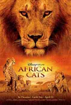 """African Cats 2011 POSTER"""