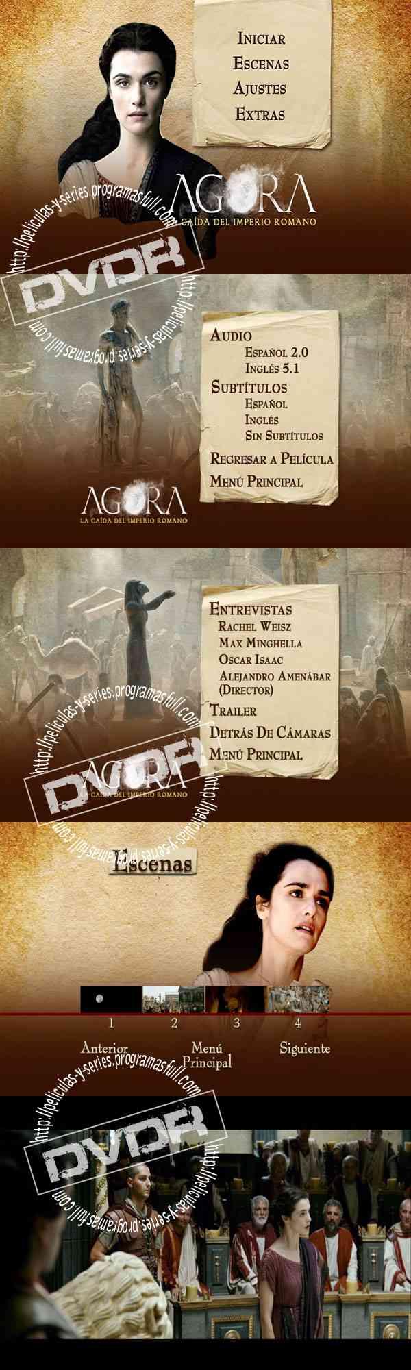 """""""Agora DVD Latino"""""""