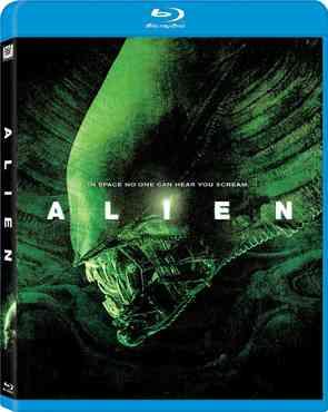 """""""Alien 1979 Blu-Ray"""""""