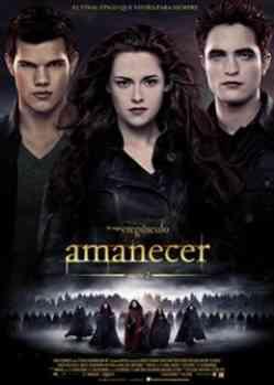 La saga Crepusculo Amanecer parte 2 poster