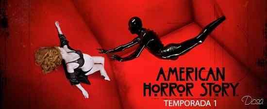 """American Horror temporada 1"""