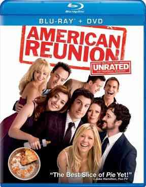 """American Reunion 2012 Blu-Ray"""