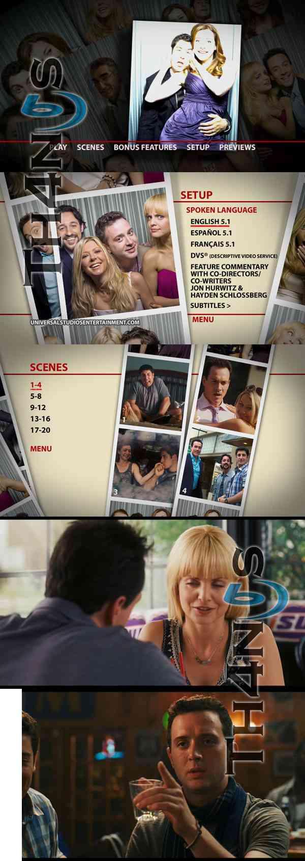 """American Reunion DVD"""