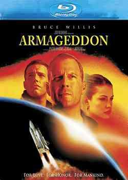"""""""Armageddon Blu Ray"""""""