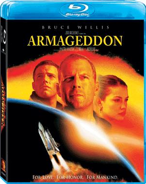 """""""Armageddon Blu-Ray"""""""