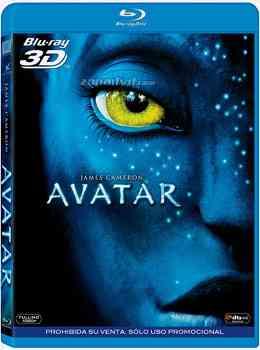 """""""Avatar 3D Blu Ray"""""""