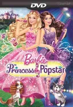 """""""Barbie la Princesa y la Estrella de Pop dvd"""""""