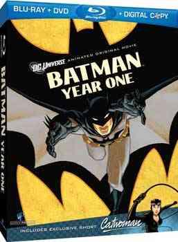 """""""Batman Year One Blu Ray"""""""