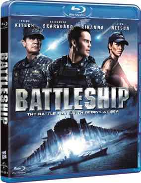 """Battleship 2012 Blu-Ray"""