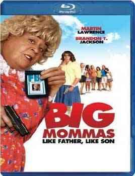"""""""Big Mommas Like Father Like Son BluRay"""""""