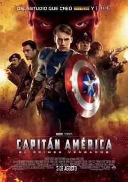 """""""Captain America The first Avenger"""""""