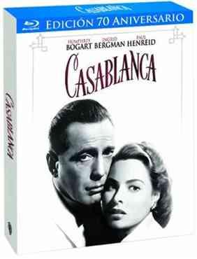 """""""Casablanca Blu-Ray"""""""