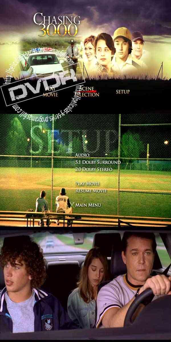 """Chasing 3000 DVD"""