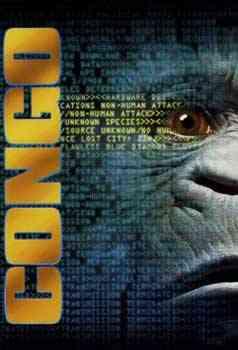 """""""Congo 1995 poster"""""""