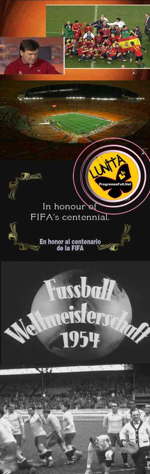 Copa Mundial de la FIFA - Colección de DVD 1930 - 2006 DVD Lunita