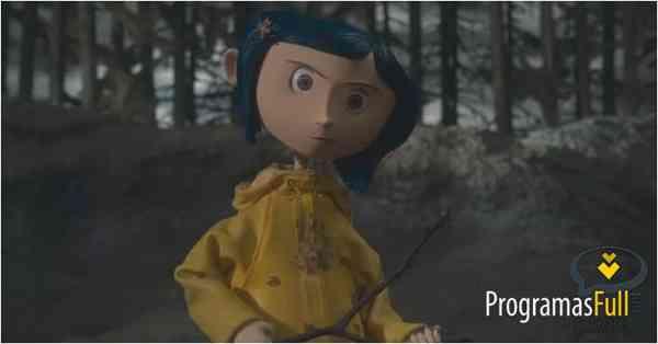 Ver coraline online latino gratis cinecare for Puerta wonder woman