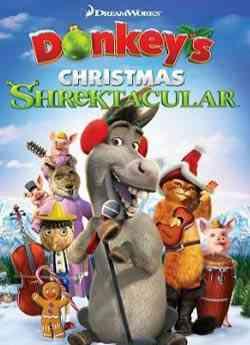 """""""Donkeys Christmas Shrektacular cover"""""""