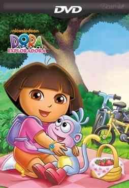 """""""Dora La Exploradora Mi Primera Bici dvd"""""""