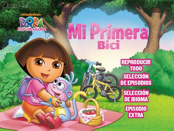 Dora La Exploradora Mi Primera Bici