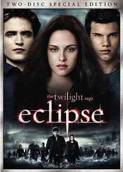 La saga Crepusculo Eclipse