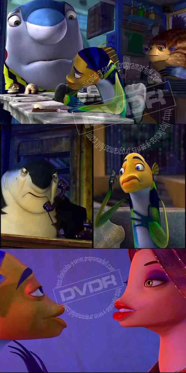 El Espanta Tiburones DVD latino