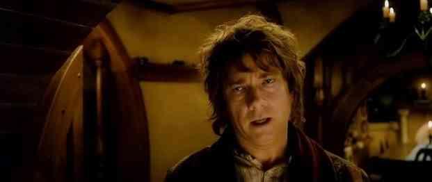 El Hobbit  Un viaje inesperado DVDscr