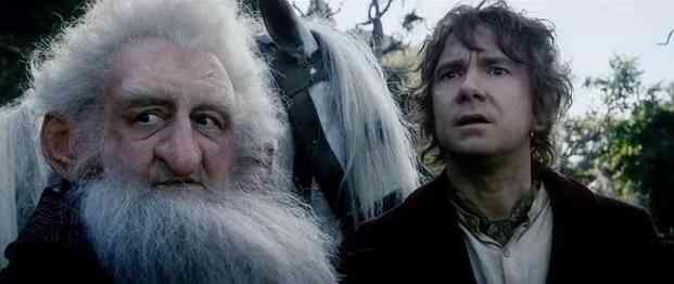 El Hobbit  Un viaje inesperado 2012