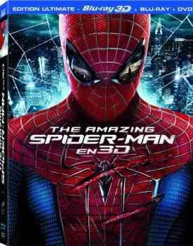 El Increible Hombre Araña poster