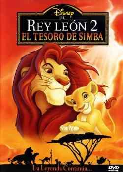 El rey leon 2 El tesoro de Simba
