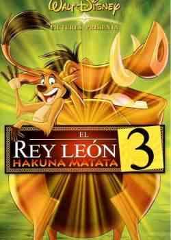El rey leon 3 Hakuna Matata