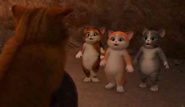 El gato con botas Los tres diablos   Latino