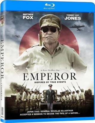 Emperador poster