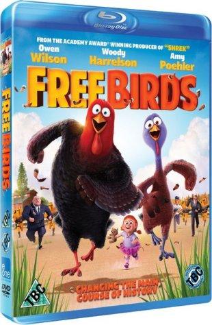 Free Birds 720p poster
