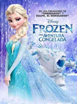 Frozen El reino del hielo poster