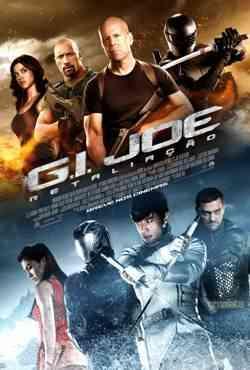 G.I Joe La venganza poster