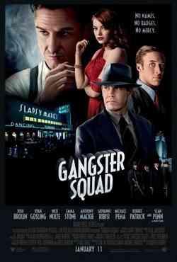 Gangster Squad 2013