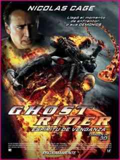 Ghost Rider2  Espíritu de Venganza