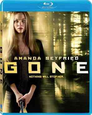 """""""Gone 2012 Blu-Ray"""""""