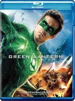 """Green Lanter Blu Ray"""