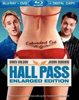"""""""Hall Pass BluRay"""""""