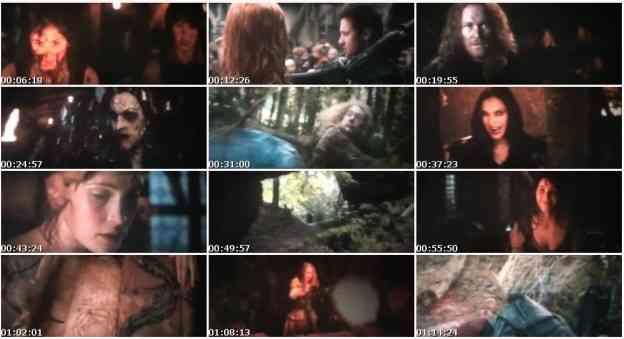 Hansel and Gretel cazadores de Brujas  camrip