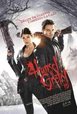 Hansel y Gretel Cazadores de Brujas poster