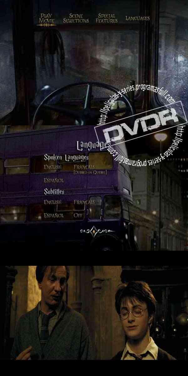 Descargar Harry Potter y el prisionero de Askaban DVD en Espa�ol ...