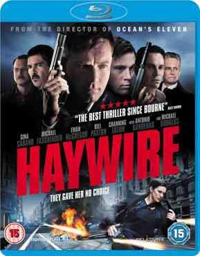 """Haywire 2011 Blu-Ray"""