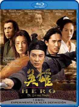 """""""Hero 2002 Blu Ray"""""""