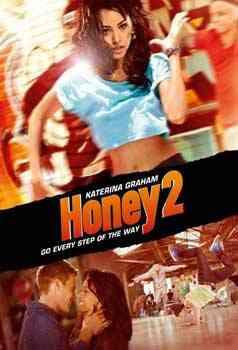 """""""Honey 2 2011 poster"""""""
